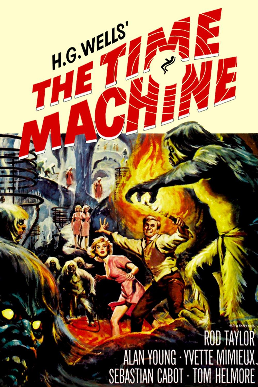 """""""타임 머신""""이 다시 영화화 됩니다."""