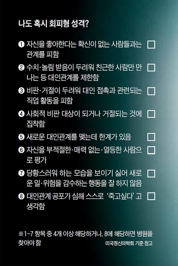 갑자기 '잠수' 타는 사람… 우울증 위험 높은 '회피형 ..