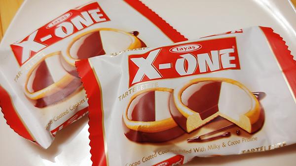 [tayas]X-ONE 엑스원 초코맛 타르트.