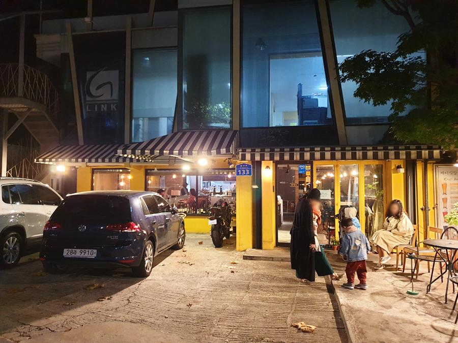 [홍대] 제주산 딱새우 감빠스 너무 맛있다 '레이식당'