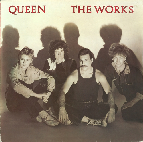 01. RADIO GAGA / QUEEN - THE WORKS (1984)