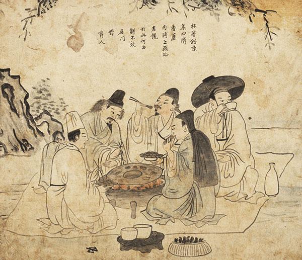 18세기 소고기는 일상의 반찬 (부제: 살벌한 고기..
