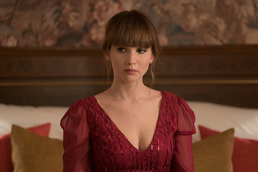 Red Sparrow, 2018