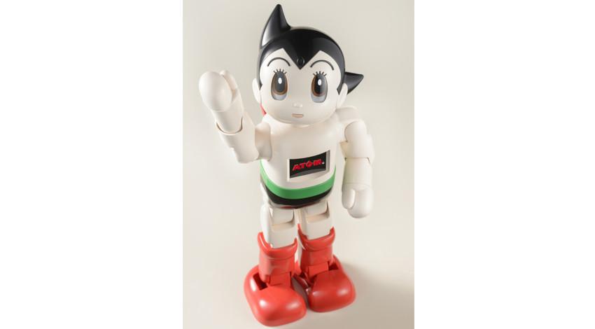 우주소년 아톰, 커뮤니케이션 로봇으로 탄생