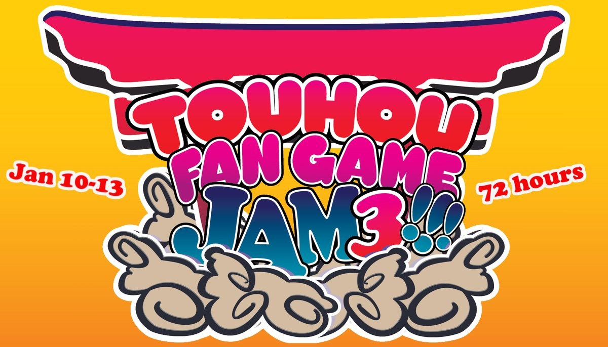"제3회 ""Touhou Fan Game Jam"" 이 내년(2019) 1.."