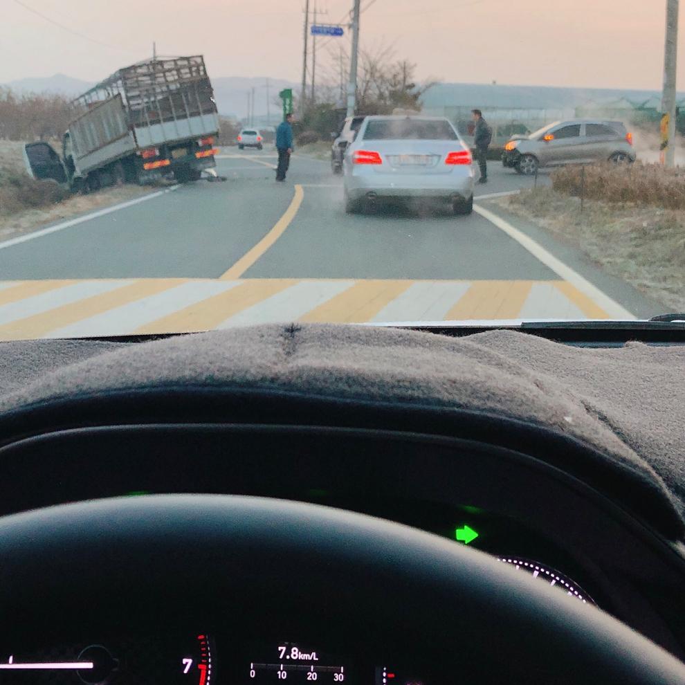 안전운전 합시다!!
