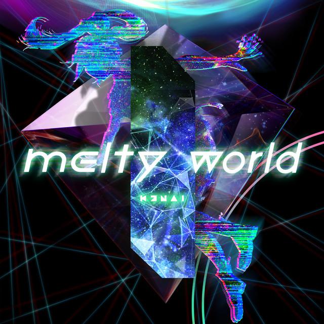 '키즈나 아이'의 오리지널 악곡 'melty world (Prod..