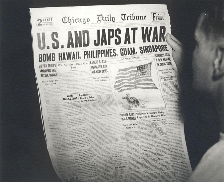 [41년]미국,독일과 전쟁하기 위해 일본을 자극하다?