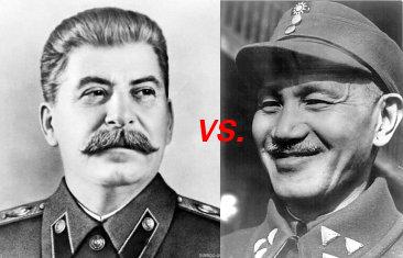 [41년] 소련-일본 중립조약과 장개석?