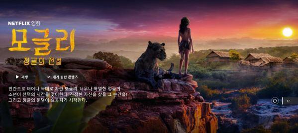 모글리, 정글의 전설 [The Movie]