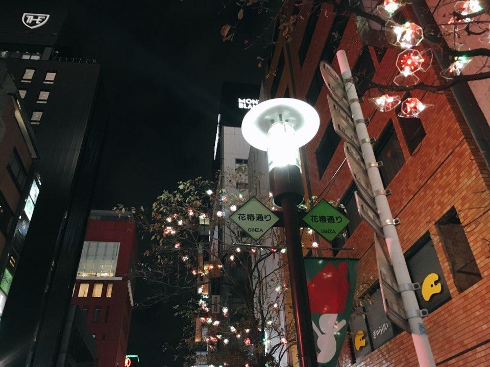 11월엔 도쿄