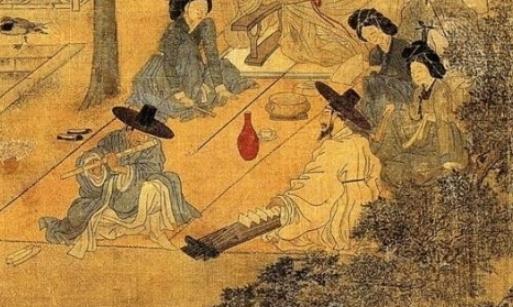 단상-18세기초 동아시아 지식인들의 서로간의 악기..