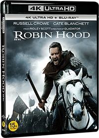 UHD-BD 리뷰 - 로빈 후드(2010)
