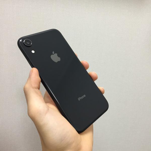 아이폰 XR 블랙 1달 사용 후기