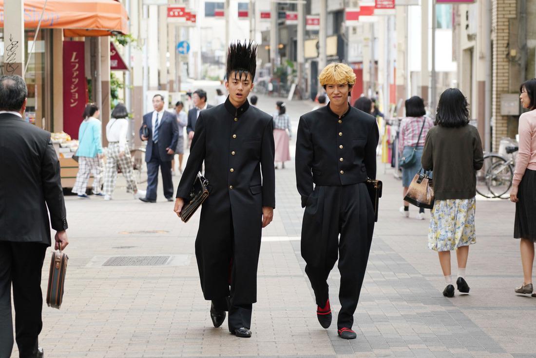 드라마 '오늘부터 우리는!!'의 최종회 평균 시청률 12..