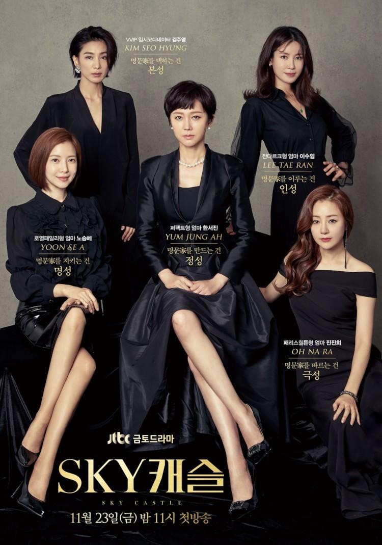 JTBC 'SKY 캐슬' 1~9화를 보고..