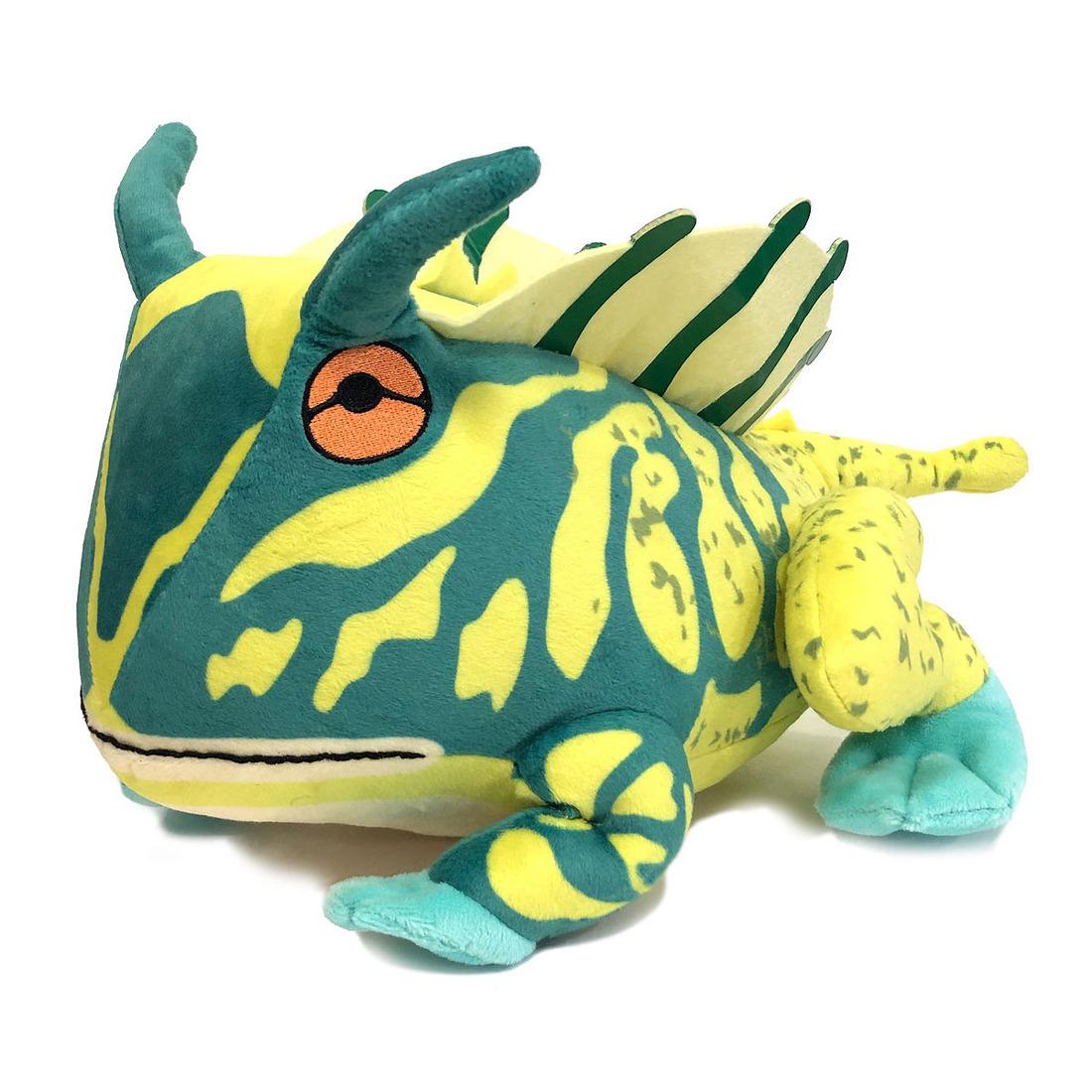 게임 '몬스터헌터 월드'에 등장하는 마비 가스 두꺼비..