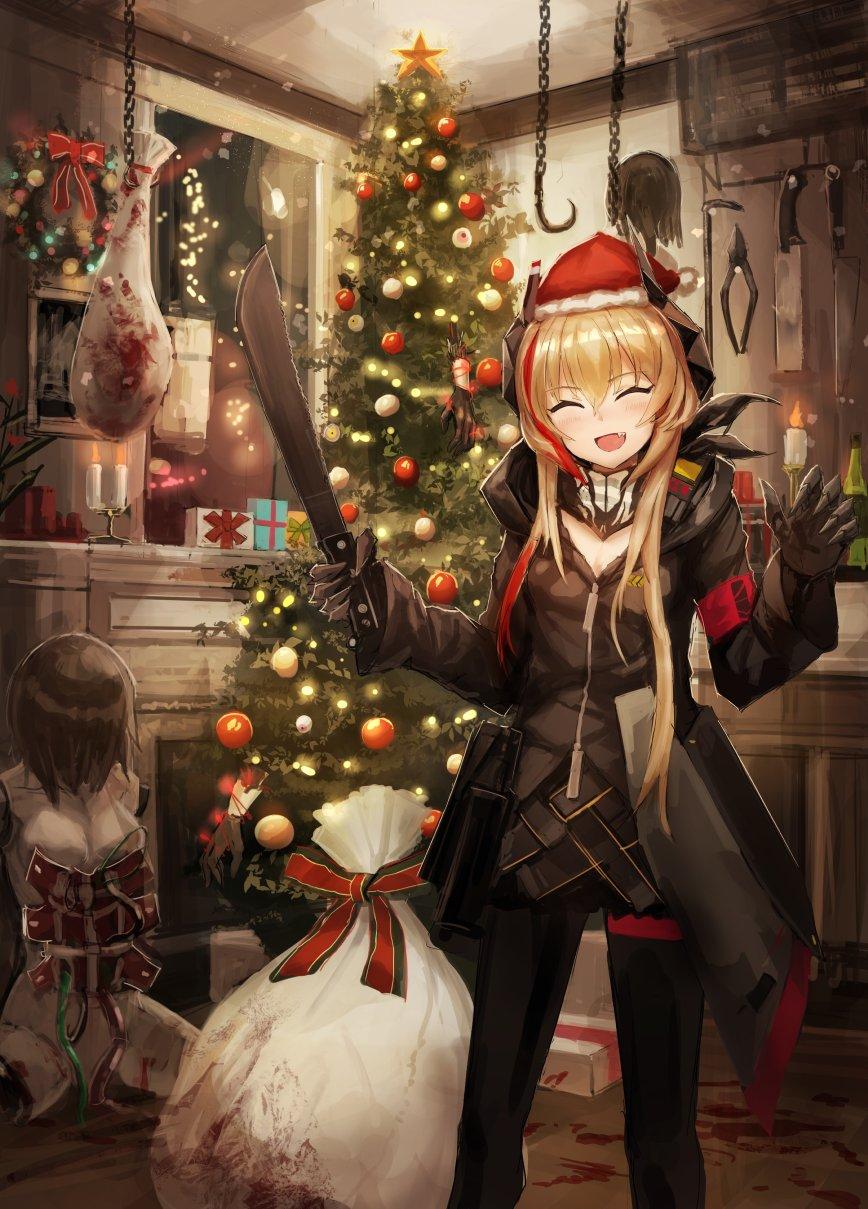그러고 보니 오늘 성탄절이군요
