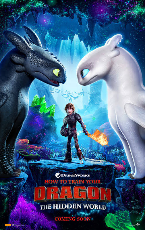 드래곤 길들이기 3 (How to Train Your Dragon: T..