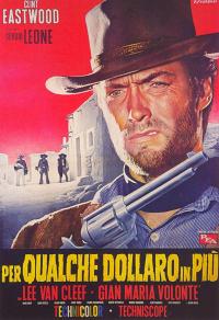 석양의 건맨 Per Qualche Dollaro in Piu (1965)