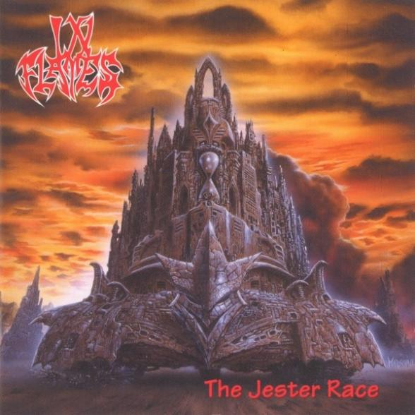 09. WAYFAERER / IN FLAMES - THE JESTER R..