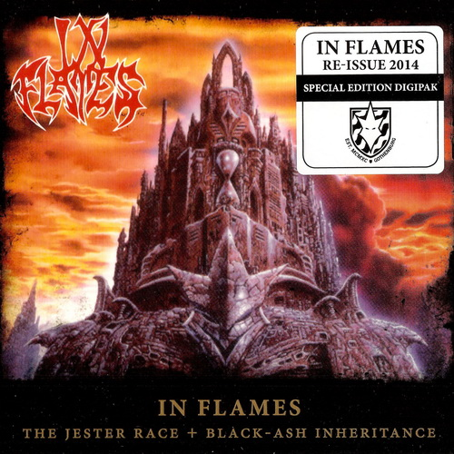10. DEAD GOT IN ME / IN FLAMES - THE JESTE..