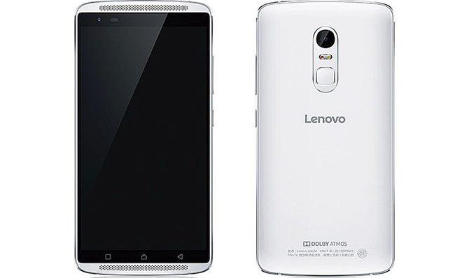 Lenovo Vibe X3 Dengan Layar 5,5-Inch F..