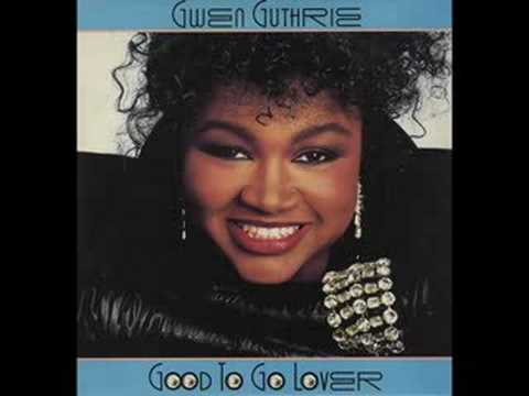 Gwen Guthrie - You Touched My Life
