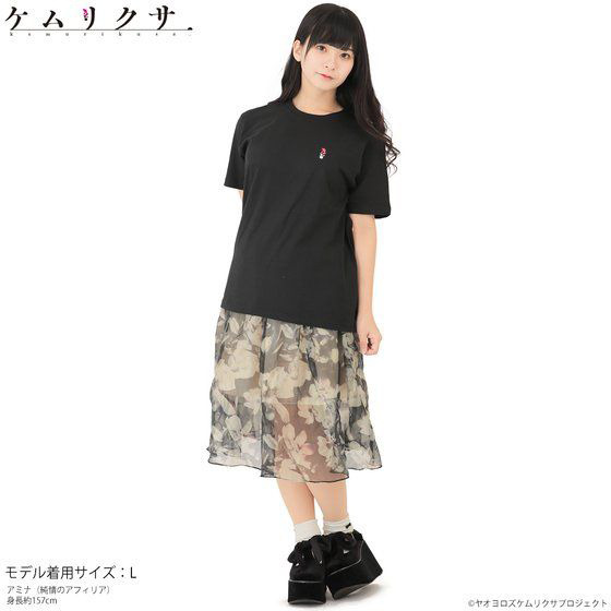 TV 애니메이션 '케무리쿠사'의 티셔츠가 발매된다고..