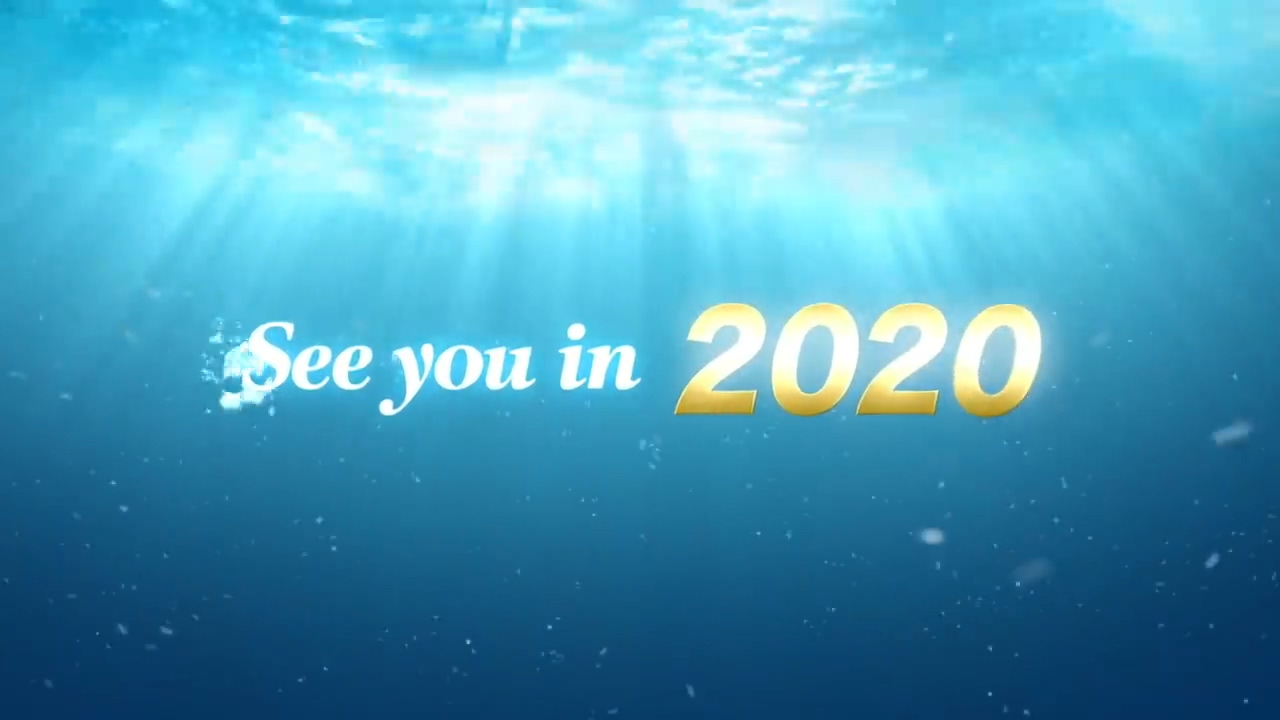 Free! -Dive to the Future- 2019년 DF 총집편 ..