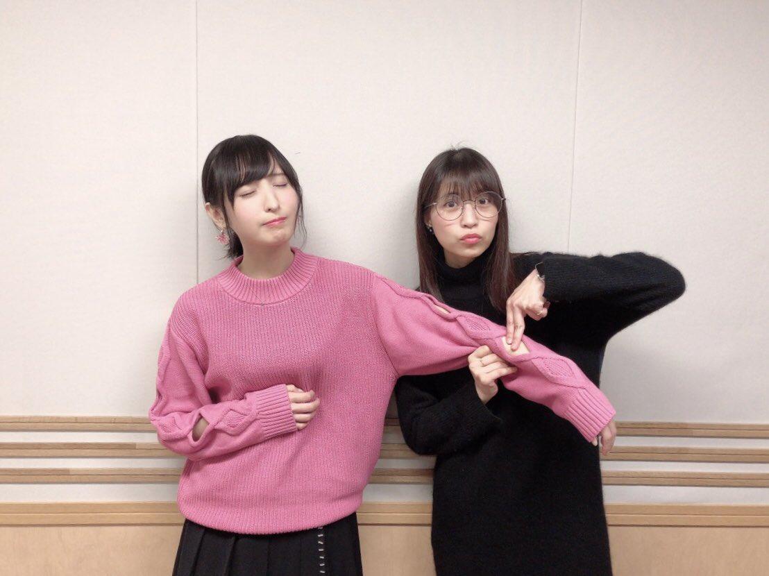 성우 사쿠라 아아네 & 오오니시 사오리의 사진, ..