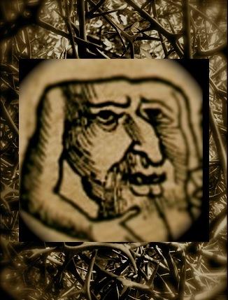 16세기초 울타리 얼굴요괴