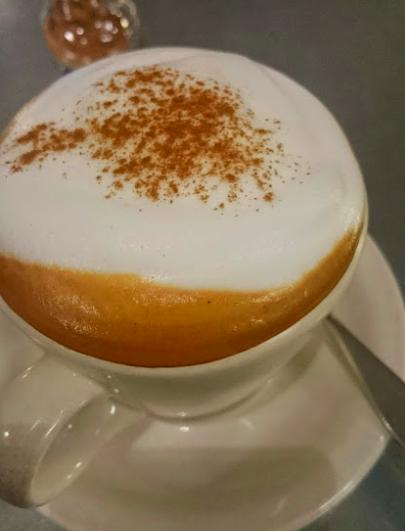 아침의 그라데이션, 학동역 모닝 커피