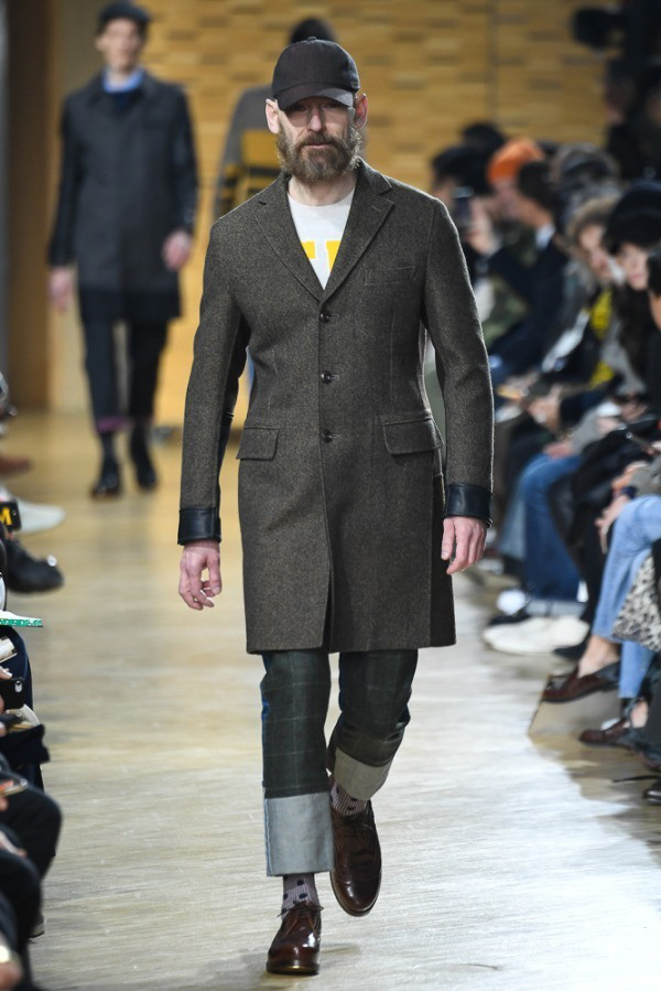 - Junya Watanabe Makes Old Look Cool for F..