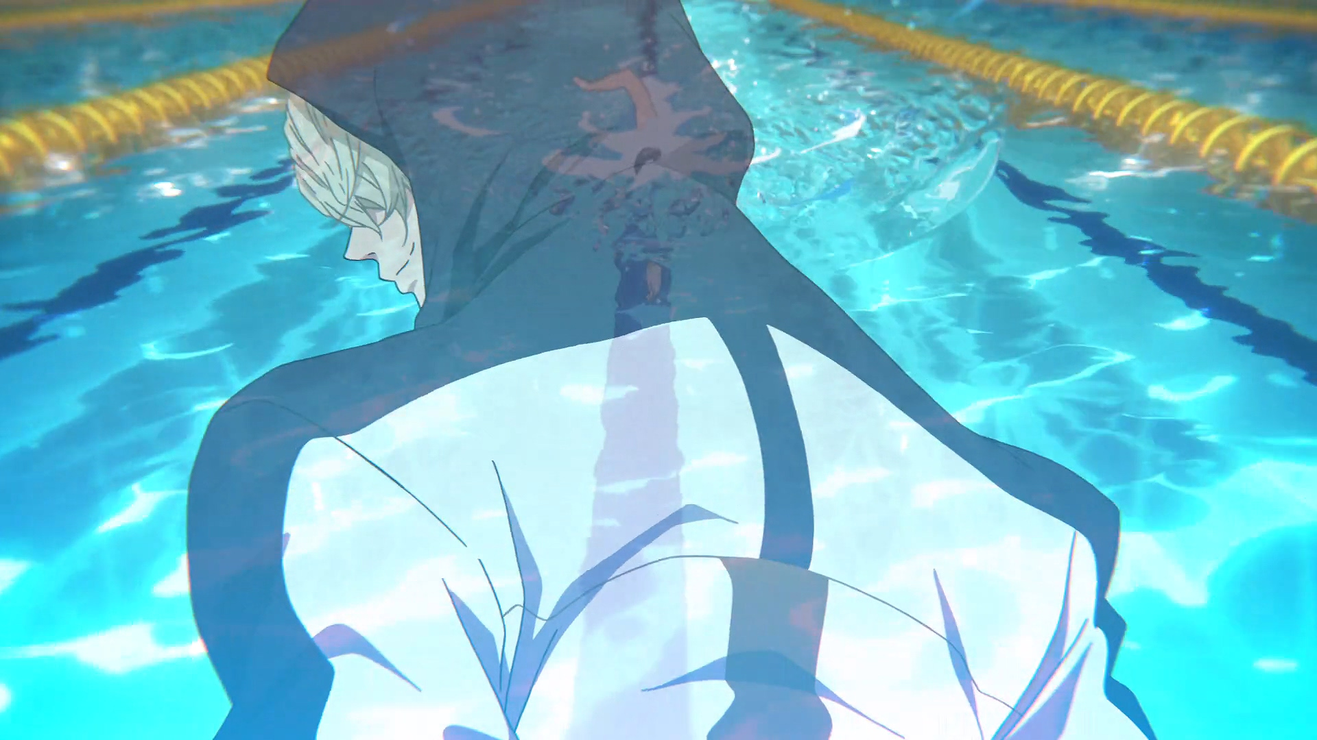 Free! -Dive to the Future-의 알베르트 미소와 20..
