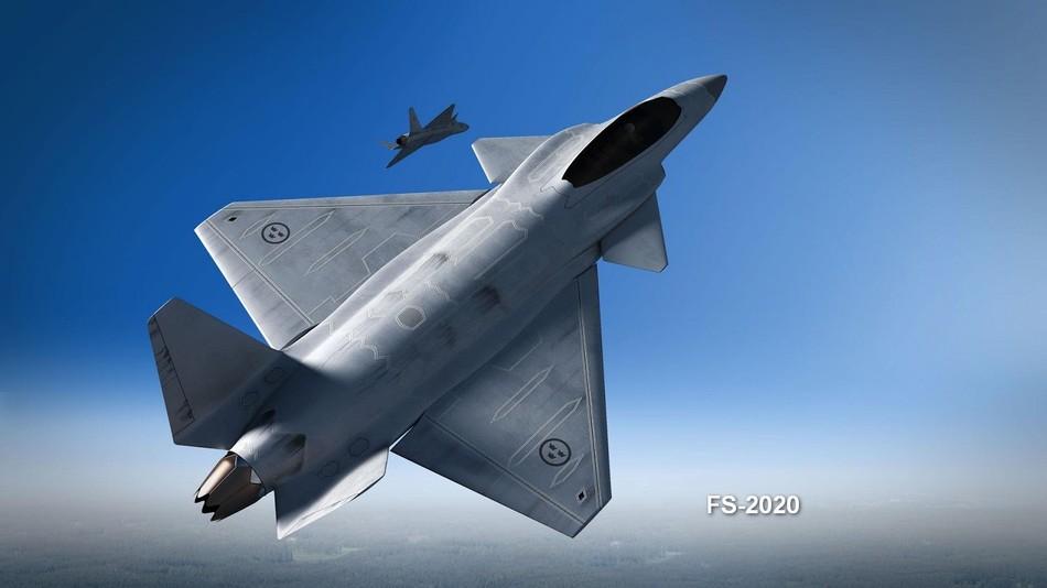 유럽의 차기 전투기 개발 계획들...