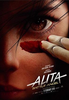 알리타 배틀 엔젤 IMAX 3D - 약점 불구, 영상-액션..