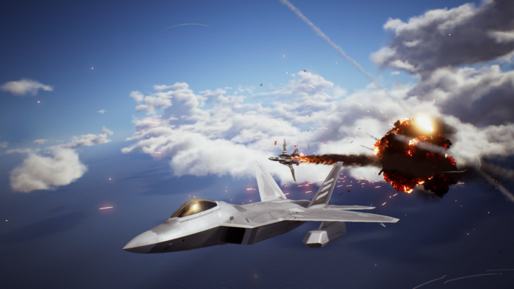 Ace combat 7 : Skies unknown 캠페인 노멀 ..