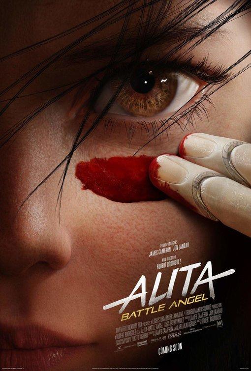 (영화) ALITA : 배틀 엔젤을 보고 이것저것