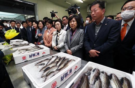 국내 유통 생태 대다수 `일본산`, 동태는 `러..
