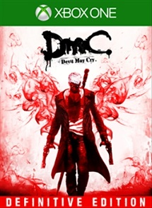 [xbone] DmC: Devil May Cry: Definitive Edit..