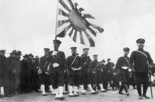 1차세계대전과 일본?