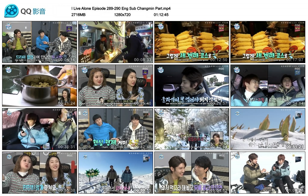 I Live Alone ep 289-290 eng sub SCM Part || D..
