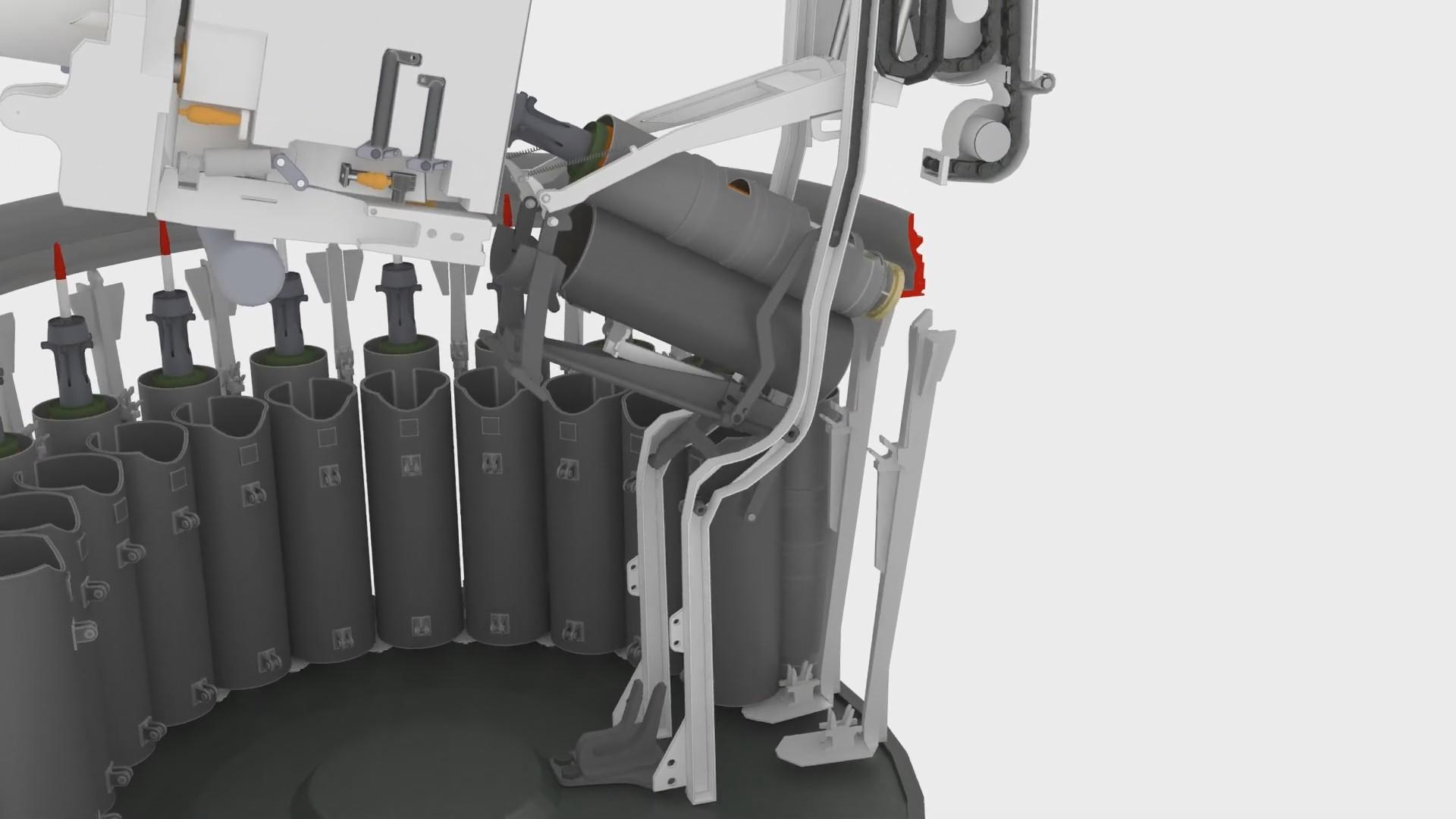 T-14 장전구조(Object 195 포함)
