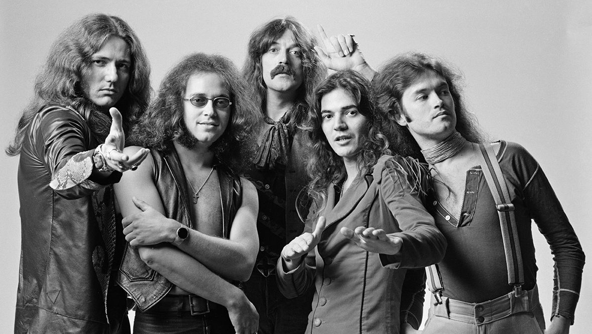 Deep Purple - Smoke on the Water (헬보이..