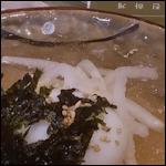 저녁 - 국수나무 냉국수
