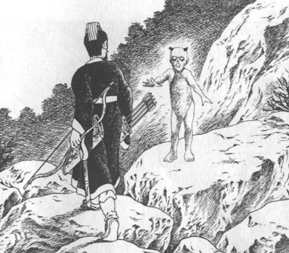 18세기초 조선 원숭이 요괴