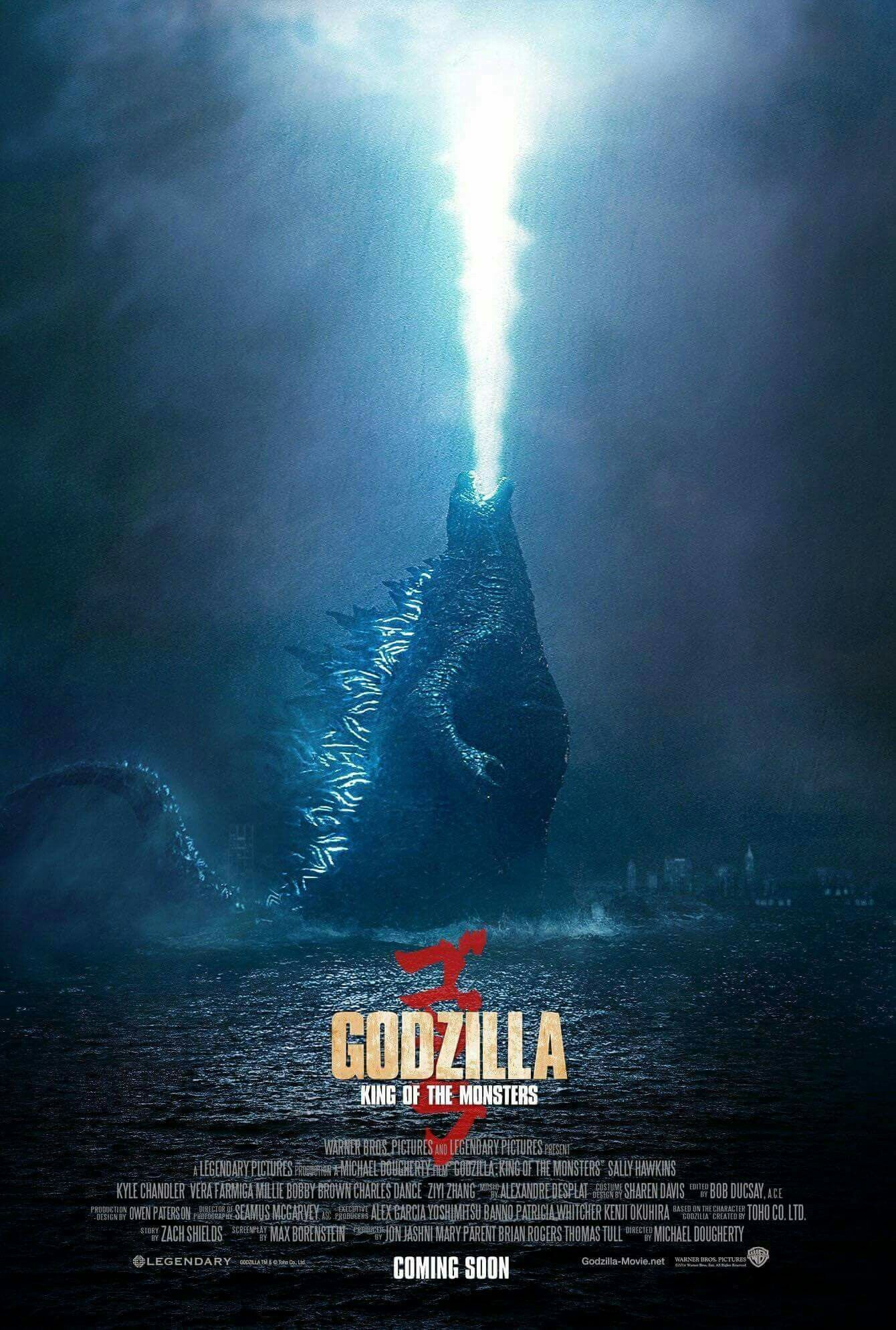 """Godzilla : King of the Monsters"" TV 스팟입니다."