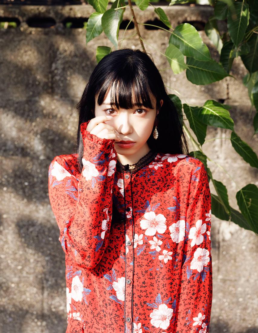 성우 고바야시 아이카의 첫번째 사진집 미공개컷을 모..