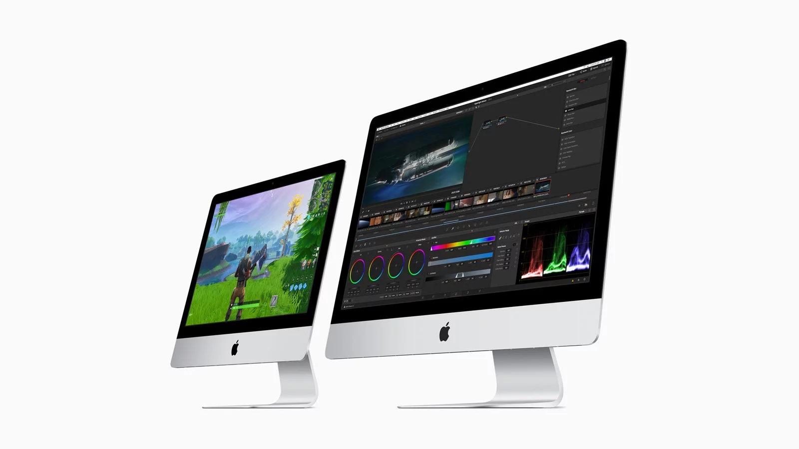 iMac 2019 출시 (예정), 환영!!